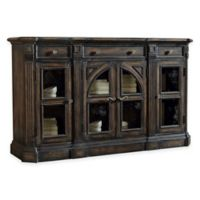Pulaski Delmar Sideboard in Dark Brown