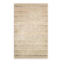 Couristan® Marina Malta 5-Foot 3-Inch x 7-Foot 6-Inch Area Rug in Tan
