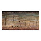 Parvez Taj The Woods 60-Inch x 30-Inch Canvas Wall Art