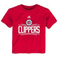 NBA Los Angeles Clippers Size 2T Short Sleeve Shirt in Red