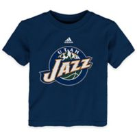 NBA Size 3T Utah Jazz Short Sleeve Shirt in Purple