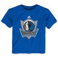 NBA Dallas Mavericks Size 2T Short Sleeve Shirt in Blue