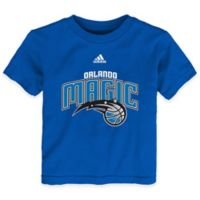 NBA Size 3T Orlando Magic Short Sleeve Shirt in Blue
