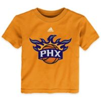 NBA Size Phoenix Suns Size 2T Short Sleeve Shirt in Orange