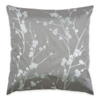 Rizzy Home Printed Branch Square Throw Pillow