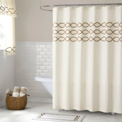 Linden 72 Inch Shower Curtain