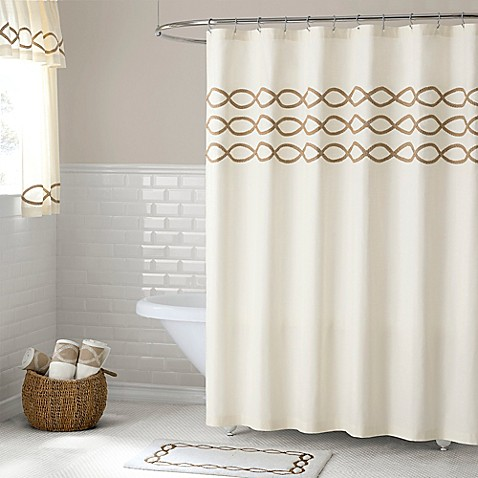 60 shower curtains bed bath and beyond coffee tables for Bathroom decor bed bath and beyond