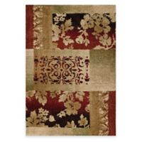 Aria Rugs Euphoria Oakley 5-Foot 3-Inch x 7-Foot 6-Inch Area Rug in Multi