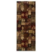 United Weavers Contours Autumn Bliss 2-Foot 7-Inch x 7-Foot 4-Inch Runner in Multi
