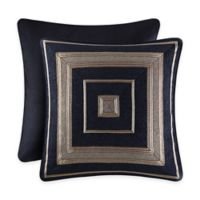 J. Queen New York™ Bradshaw Black European Pillow Sham in Black