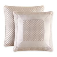 J. Queen New York™ Renaissance European Pillow Sham in Sand
