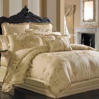 J. Queen New York™ Napoleon King Comforter Set in Gold