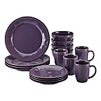 Rachael Ray™ Cucina 16-Piece Dinnerware Set in Lavender