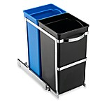 simplehuman® 35-Liter Pull-Out Recycler