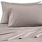 Wamsutta® Dream Zone® Percale 500-Thread-Count Standard Pillowcases in Grey (Set of 2)