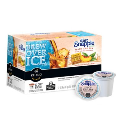 Buy Iced Coffee K Cups From Bed Bath Amp Beyond