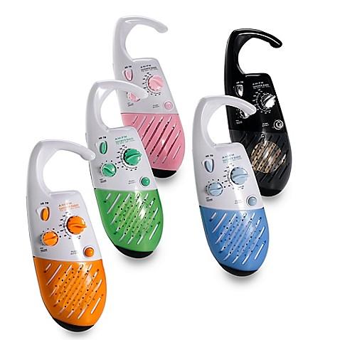 Incroyable Conair® Hang On Shower Radio