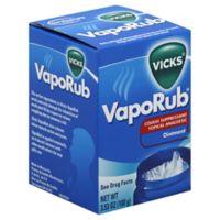 Vicks® 3.53 oz. Vaporub Jar