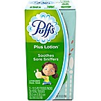 Puffs® Plus Lotion™To Go 2-Pack Facial Tissues