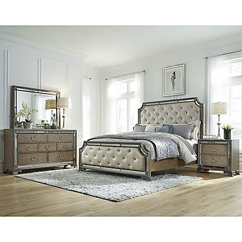 pulaski bedroom sets. Pulaski Karissa 4 Piece Bedroom Set  Bed Bath Beyond
