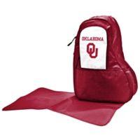 Lil Fan® University of Oklahoma Sling Diaper Bag