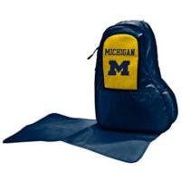 Lil Fan® University of Michigan Sling Diaper Bag