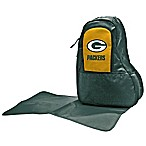Lil Fan Green Bay Packers Sling Diaper Bag