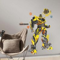 """RoomMates Hasbro® """"Transformers: Age of Extinction"""" Bumblebee Peel and Stick Giant Wall Decals"""