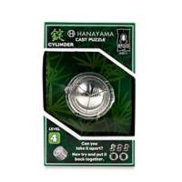 Hanayama Level 4 Cylinder Cast Puzzle