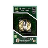 Hanayama Level 4 Twist Cast Puzzle