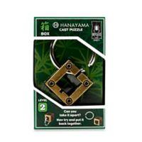 Hanayama Level 2 Box Cast Puzzle