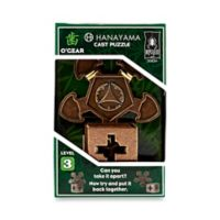 O'Gear Hanayama Level 3 Cast Puzzle