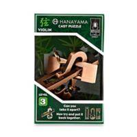 Hanayama Level 3 Violin Cast Puzzle