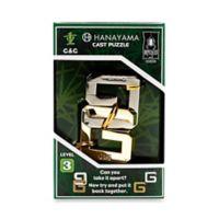 Hanayama Level 3 G and G Cast Puzzle