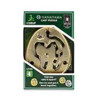 Hanayama Level 4 L'Oeuf Cast Puzzle