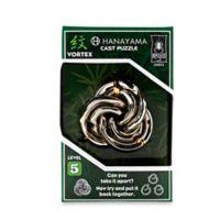 Hanayama Level 5 Vortex Cast Puzzle