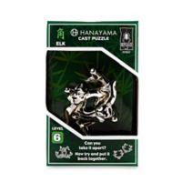 Hanayama Level 6 Elk Cast Puzzle