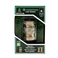 Hanayama 2-Piece Level 6 Nutcase Cast Puzzle