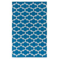 Artist Weavers Vogue Lola 2-Foot x 3-Foot Accent Rug in Blue