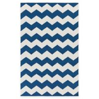 Artist Weavers Vogue Collins 8-Foot x 10-Foot Area Rug in Blue