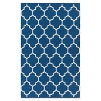 Artist Weavers Vogue Claire 2-Foot x 3-Foot Accent Rug in Blue
