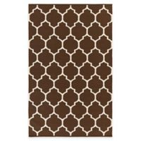 Artist Weavers Vogue Claire 8-Foot x 10-Foot Area Rug in Brown