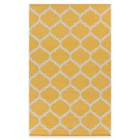 Artist Weavers Vogue Everly 3-Foot x 5-Foot Area Rug in Yellow