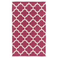 Artist Weavers Vogue Everly 4-Foot x 6-Foot Area Rug in Maroon