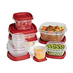 Rubbermaid® Easy Find Lid™ 20-Piece Food Storage Set with Easy Find Lids