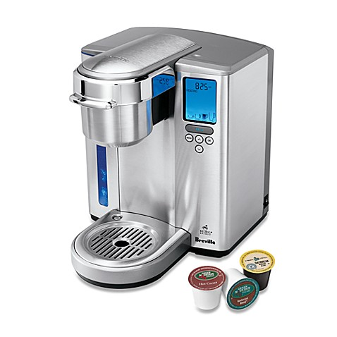 Breville 174 Gourmet Single Cup Brewer With Iced Beverage