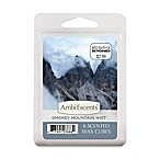 Smokey Mountain Mist Fragrance Cubes