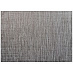 Radiant Indoor/Outdoor Placemat in Silver