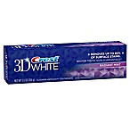 Crest® 3D White® 5.5 oz. Whitening Toothpaste in Radiant Mint