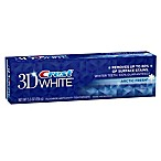 Crest® 3D White® 5.5 oz. Whitening Toothpaste in Artic Fresh